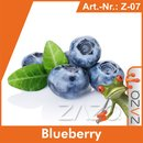 ZAZO Blueberry e-Liquid 10 ml 4 mg/ml