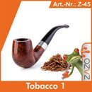 ZAZO Tobacco 1 e-Liquid 10 ml 4 mg/ml