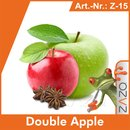 ZAZO Double Apple e-Liquid 10 ml 0 mg/ml