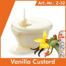 ZAZO Vanilla Custard e-Liquid 10 ml 8 mg/ml