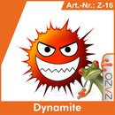 ZAZO Dynamite e-Liquid 10 ml 4 mg/ml