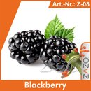ZAZO Blackberry e-Liquid 10 ml 4 mg/ml