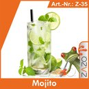 ZAZO Mojito e-Liquid 10 ml 8 mg/ml