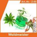 ZAZO Waldmeister e-Liquid 10 ml 8 mg/ml