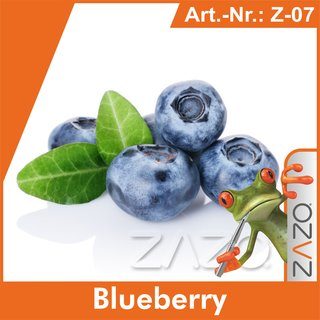 ZAZO Blueberry e-Liquid 10 ml