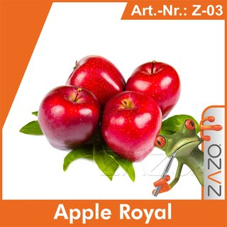 ZAZO Apple Royal e-Liquid 10 ml